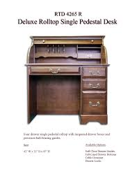 Winners Only Roll Top Desk Lock by Haugen Home Furnishings Quality Heirloom Furniture Made In The Usa