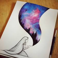 Awesome Artwork A Certain Darkness Is Needed To See The Stars Osho