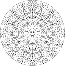 Welcome To Dover Publications Creative Haven Groovy Mandalas Coloring Book So Cute