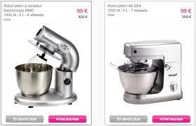 ventes priv馥s cuisine des robots de cuisine entre 69 et 99 euros sur vente prive pour