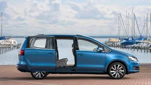 Volkswagen Sharan MPV review