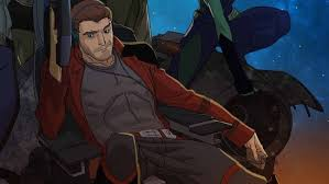Marvel Crowns A New Star Lord For Animated Guardians Of The Galaxy