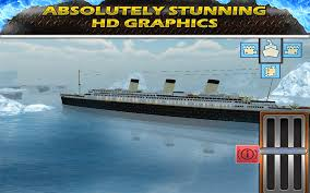 sinking ship simulator titanic 2 titanic escape crash parking android apps on play