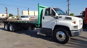 2005 GMC C8500 24′ Flatbed Dump Truck With Hendrickson Suspension ... Awesome 2000 Ford F250 Flatbed Dump Truck Freightliner Flatbed Dump Truck For Sale 1238 Keven Moore Old Dump Truck Is Missing No More Thanks To Power Of 2002 Lvo Vhd 133254 1988 Mack Scissors Lift 2005 Gmc C8500 24 With Hendrickson Suspension Steeland Alinum Body Welding And Metal Fabrication Used Ford F650 In 91052 Used Trucks Fresno Ca Bodies For Sale Lucky Collector Car Auctions Lot 508 1950 Chevrolet