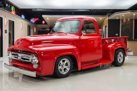 1955 Ford F100 | Classic Cars For Sale Michigan: Muscle & Old Cars ... 132949 1955 Ford F100 Rk Motors Classic Cars For Sale 2wd Regular Cab Sale Near Birmingham Alabama 2142317 Hemmings Motor News 10 Vintage Pickups Under 12000 The Drive Listing Id Cc81091 Classiccarscom Pickup Truck For Best Image Kusaboshicom Bsi 1956 X100 Boasts Fseries Looks Coyote V8 Power Cc1133652 346050 Rear Wheel Michigan Muscle Old Panel F270 Kissimmee 2015 87400 Mcg