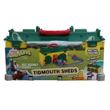Thomas And Friends Tidmouth Sheds Wooden Railway by 18 Thomas Tidmouth Sheds Take N Play Tootally Thomas Red