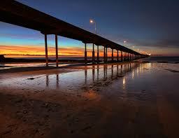 Ocean Beach California Pier 4 Photograph By Larry Marshall