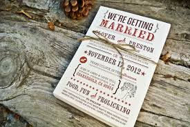 Rustic Wedding Invitation Wording For Your Save The Dates And Invites 7