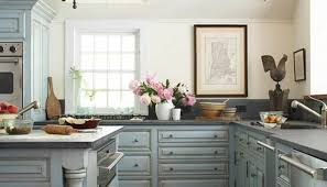 See How This Shabby Chic Kitchen Got A Rustic Modern Makeover