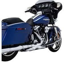 Vance And Hines Dresser Duals Black by Magnaflow Pro Dual Exhaust Headers For 2017 Harley Touring