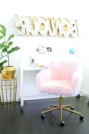 Acrylic Office Chair Uk by Desk Chairs Cute Girly Desk Chairs Uk Glossy White Gold Office