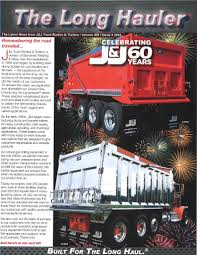 100 J And J Truck Bodies Trailers On Twitter S Latest Issue Of The