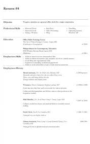 Photos Of General Office Clerk Resume Example Marketing