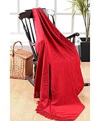 canape indien elite home collection couverture en chenille 100 polyester