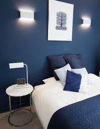 chambre deco bleu deco chambre adulte contemporaine 4 sur chambre bleue