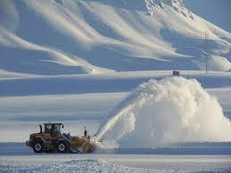 Truck-mounted Snow Blower / For Airports - UTV 300 - ØVERAASEN AS