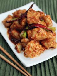 Paper Wrapped Crispy Salt And Pepper Chicken