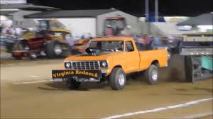 Harrisonburg August 2017 Interstate Truck And Tractor Pullers
