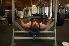 peting To Be Top Dog Bench press club lifts morale