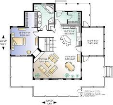 Cottage Design Plans by House Plan W3914 Detail From Drummondhouseplans