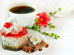 die französisch frühstück auf lacy stock bild colourbox