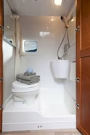 Small RV Vans With Shower Bathrooms