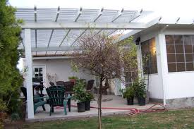 Patio Covers Las Vegas by Exterior Design Appealing Alumawood Patio Cover With Glass Front