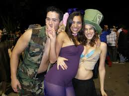 Santa Monica Halloween Parade 2014 by A Collection Of Odd Halloween Dress Like A