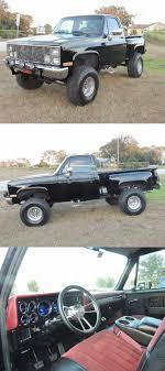 100 Monster Trucks For Sale Very Clean 1987 Chevrolet Pickups Scottsdale Monster Pickup
