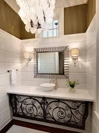 Fantastic Wrought Iron Bathroom Lighting Best Light