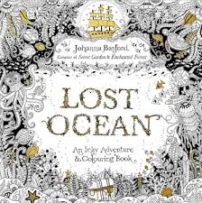 Left Floating Image Lost Ocean An Inky Adventure And Colouring Book Johanna Basford