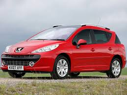 Peugeot 207 generations technical specifications and fuel economy