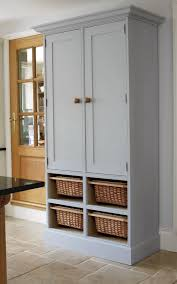 Stand Alone Pantry Closet by Freestanding Pantry Cabinet Ikea Ideas On Garage Cabinet
