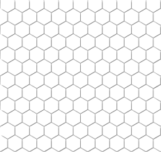 White Hexagon Tile Decoration Lofihistyle Com 2 In Prepare 9