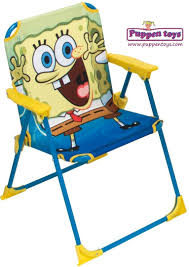 Folding Chair SpongeBob ARDITEX