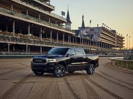Truck Thursday: Become Part Of Horseracing History With New Ram 1500 ... 2018 New Ram 1500 Express 4x4 Crew Cab 57 Box At Landers Serving Stephens Chrysler Jeep Dodge Of Greenwich Ram Truck For Sale Used Dealer Athens 4x2 Quad 64 2019 Laramie Sunroof Navigation 5 Traits To Consider Before You Buy A Aventura Allnew In Logansport In Chicago Mule Is Caught Spy Photos Price Ecodiesel V6 Copper Sport Limited Edition Joins 2017 Lineup Photo