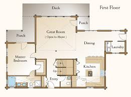 Log Mansion Floor Plans Colors Contemporary Style Monadnock Log Homes