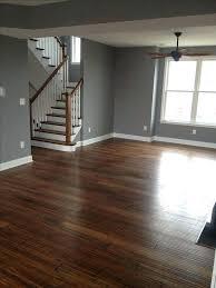 Grey Hardwood Floors Dark Wood With Walls Beautiful Floor Pertaining To Best