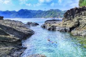 Always Wanted To Take A Relaxing Dip In The Ocean But End Up Getting Washed And Fro By Constant Waves At Wedi Ombo Beach Gunungkidul