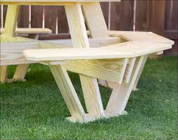 exteriors picnic style dining table picnic table and chairs