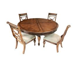 Tommy Bahama Dining Table And 4 Chairs — Grand Expressions Gallery ... Kitsch Round Glass Table Set Of 4 Chairs Dfs Ireland Mcombo Mcombo Ding Side 4ding Clear Ingatorp And Chairs White Ikea Cally Modern Table With La Sierra Fniture Grindleburg 60 Woodstock Carisbrooke Barker Stonehouse Dayton 48 Upholstered Shop Hlpf5cap 5 Pc Small Kitchen Setding Hanover Traditions 5piece In Tan A Jofran Simplicity Chair Slat Back Pier 1 W Aptdeco Rovicon Lulworth Pedestal