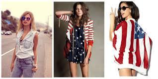 American Flag Fashion The Tag Blog