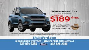 Lease A 2018 Ford Escape For Just $189 A Month! - YouTube Grand Ledge Ford New Used Dealership In Mi F150 Lease Specials Boston Massachusetts 0 Prices Finance Offers Near Prague Mn North Bay Serving On Dealer Truck Deals Wall Township Nj Red Mccombs San Antonios F350 And Wsau Wi Shamaley El Paso Car Me Al Spitzer Inc Is A Cuyahoga Falls Dealer New Car Kochf402lp1660x4 Koch 33 Incentives Near Marlborough Ma