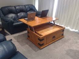 Build Large Coffee Table by How To Make Coffee Table Upgrade Diy U0026 Crafts Handimania