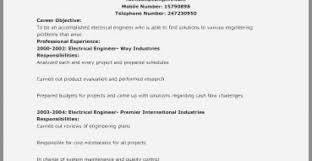 50 Best Of Sample Resume For Ngo Manager