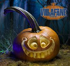 Funniest Pumpkin Carvings Ever by Villafane Studios Home