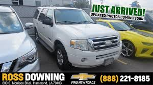 Used Ford Expedition Vehicles For Sale In Hammond, LA | Ross Downing ... Ford To Invest 900m At Kentucky Truck Plant Retain Expedition 2018 New Limited 4x4 Stoneham Serving First Drive In Malibu Ca Towing Trailers For Sale Used Cars Trucks Rusty Eck Starts Production At First Drive News Carscom The Beast Gets Better Suv 3rd Row Seating For 8 Passengers Fordcom 2015 Reviews And Rating Motor Trend Xlt Baxter Super Duty Global Explorer Diesel Power Magazine