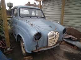 1959 Austin A35 On Display In 2017's Barn Find | Classic Car And ... Holzmans Tasures The Barn Find Truth About Cars Old Cadillacs Found In Rundown Barn New Hampshire Shows Up At Hershey Hemmings Daily Deuce Unstored Classic French Barnfind Collection Brings 285 Million Sets 10 Records Amazing Discovery Of Vintage Cars Mirror Online 40 Stunning Discovered Ultimate Cadian Find Driving 18m Worth Classic A Company Works To Store 18 Incredible Classics Found Tucked Away In An Warehouse Barnfound Aston Martin Dbs Headed To Auction News Gallery Top Forza Horizon 3 Car Finds Visual Guide Vg247