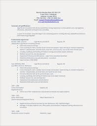 Medical Resume Examples Lovely Highlights Qualifications Pdf Format
