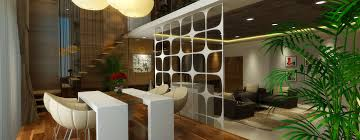 stylish screens to suit the broken plan living trend from